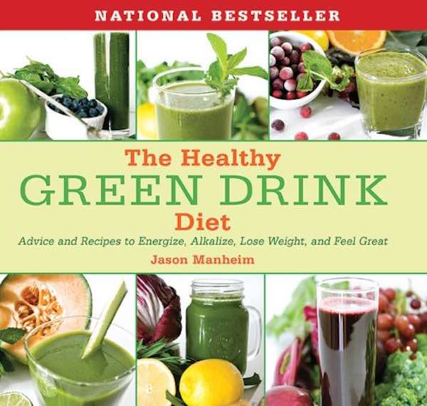 Green recipe - drink diet