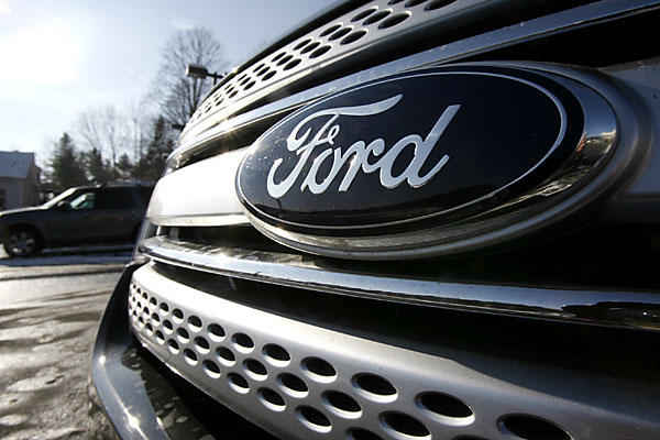 Ford applicates advantage technologies for environmental for Ford motor company pension contact number