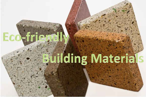 Eco friendly building materials for your house for Eco building supplies