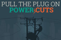 lug On PowerCuts