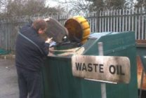 Recycle Waste Oils